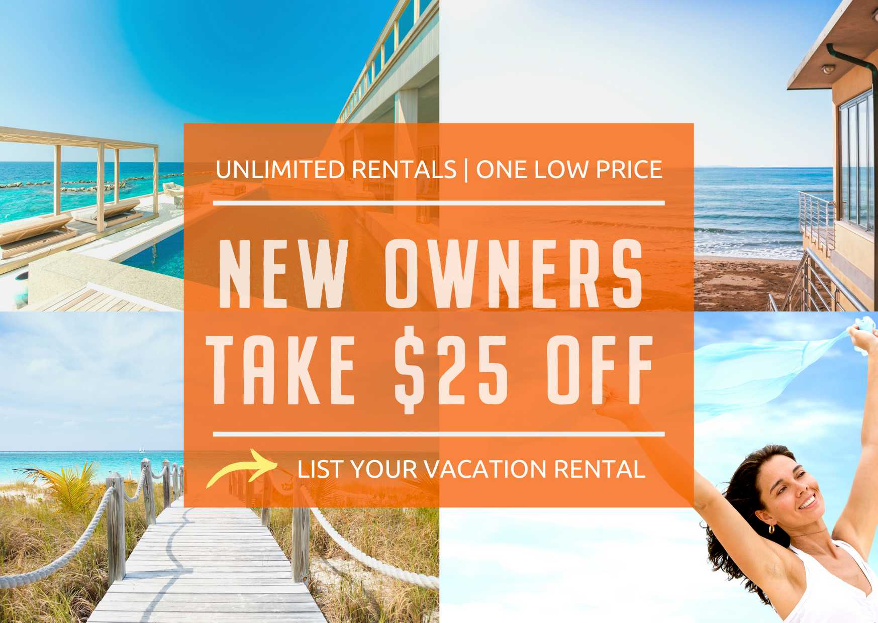 Unlimited Rentals One Low Price