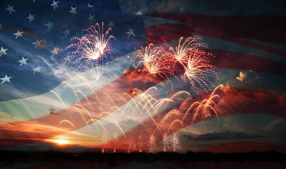2019 Jersey Shore Independence Day Fireworks Celebrations