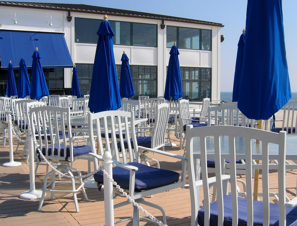 Your Guide to Outdoor Dining When You Stay at the Jersey Shore