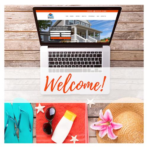 WELCOME TO SHORE SUMMER RENTALS' NEW WEBSITE!